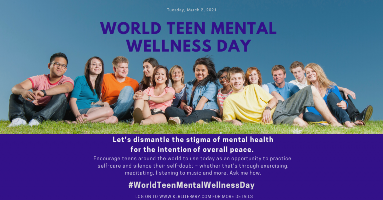 World Teen Mental Wellness Day